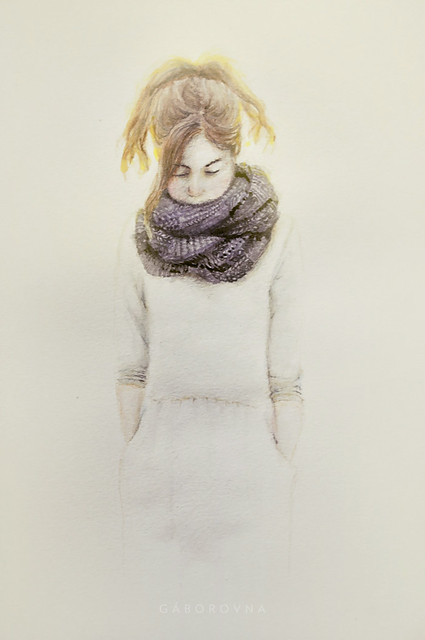 watercolour sketch