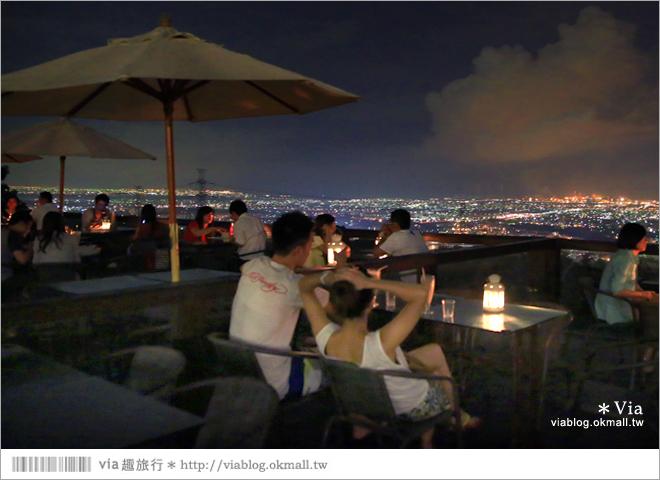 【台中夜景餐廳推薦】台中龍貓夜景~MITAKA 3e Cafe◎大推薦的台中約會地點♥ 53