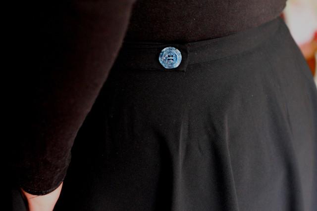 black skirt 5