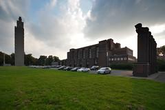 Magdeburg Town Hall · Stadthalle Magdeburg