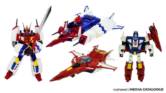 Transformers Masterpiece MP-24 Star Saber - Official Shots