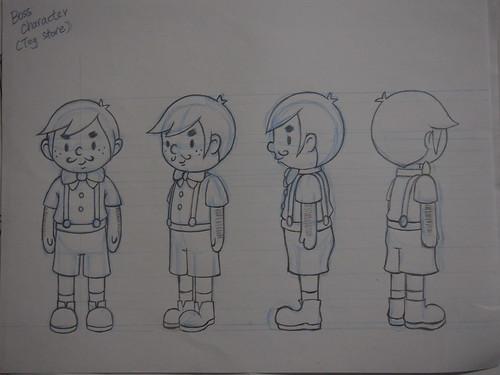 Boss Character 2