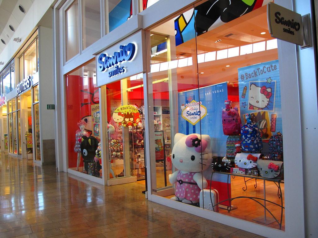 ... The Sanrio Smiles store 4d65d7b7d8df