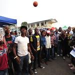 Amani Festival 2014 - Défi Basket - Village humanitaire