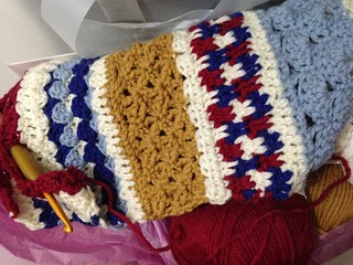 Blanket-in-Progress