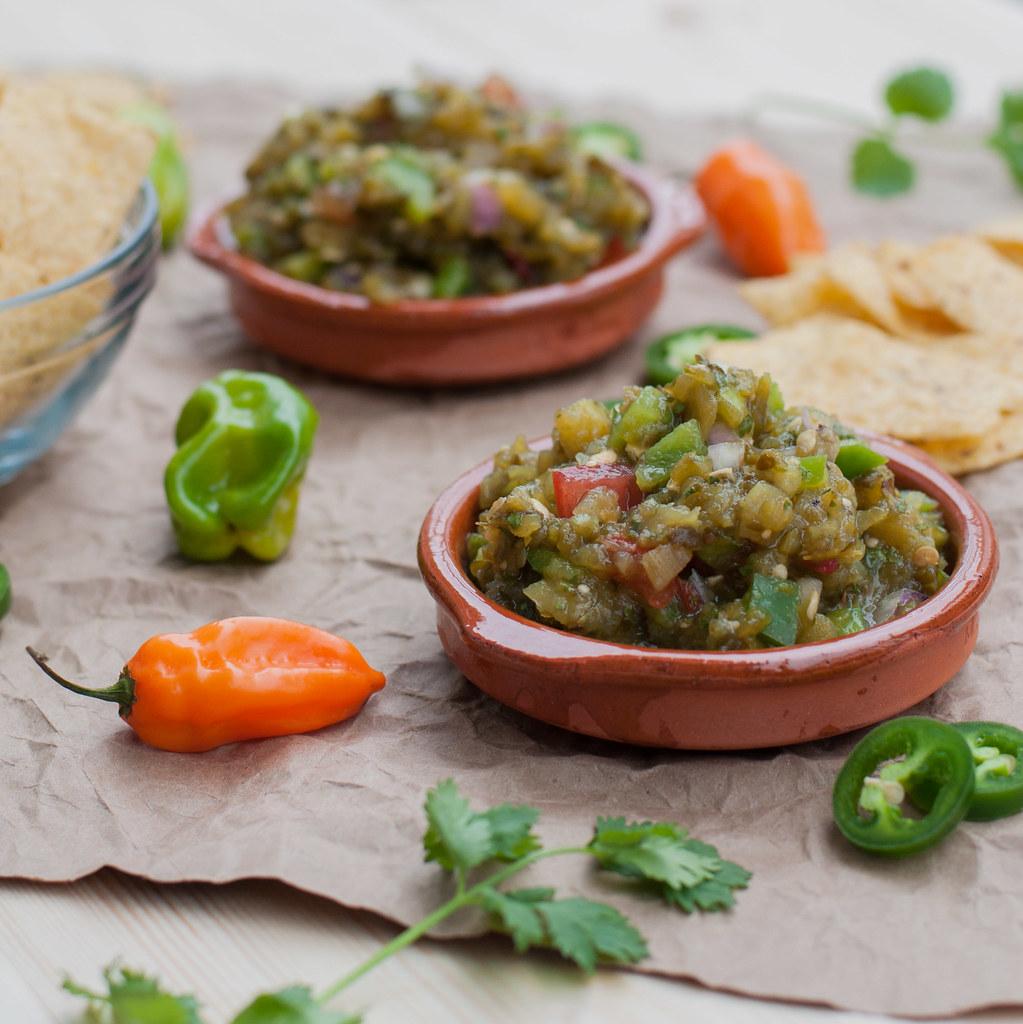 Heap o' salsa