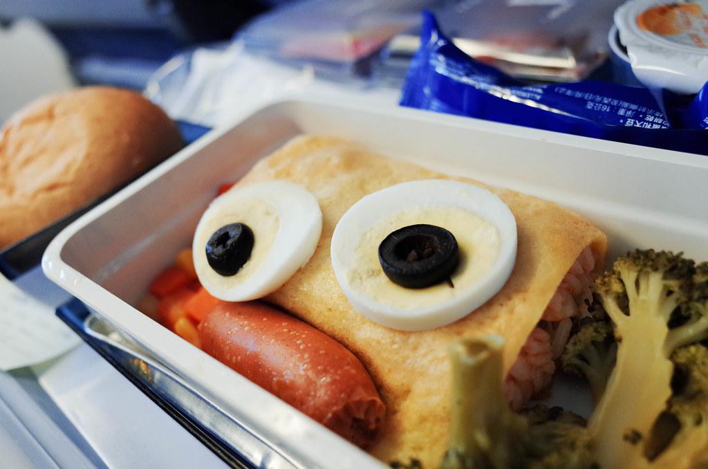 可愛兒童餐