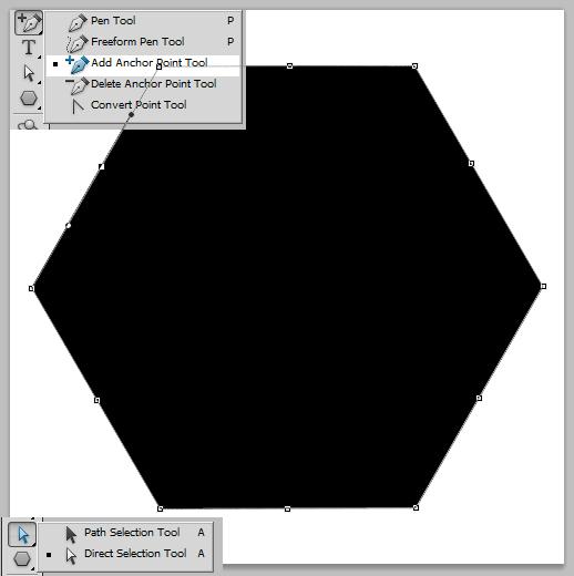 PS-tutorial fake-bokeh on white 16 making polygon brush