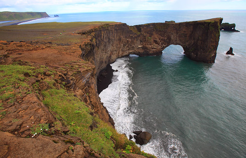 Cap Dyrholaey, Southern Iceland