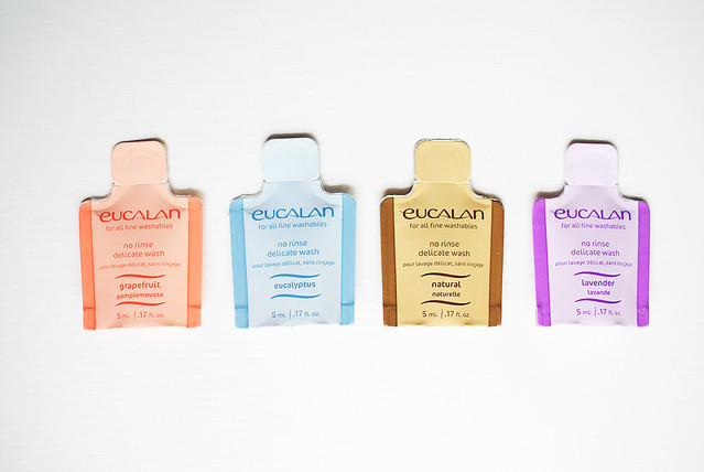 Eucalan sample pack