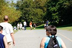 Green Lake and Volunteer Park