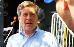 Hitting the Hustings with John Tory