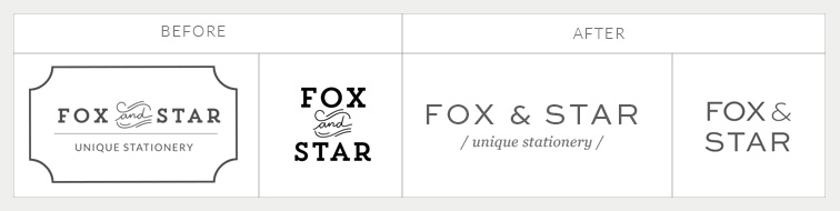 fox and star logo evolution