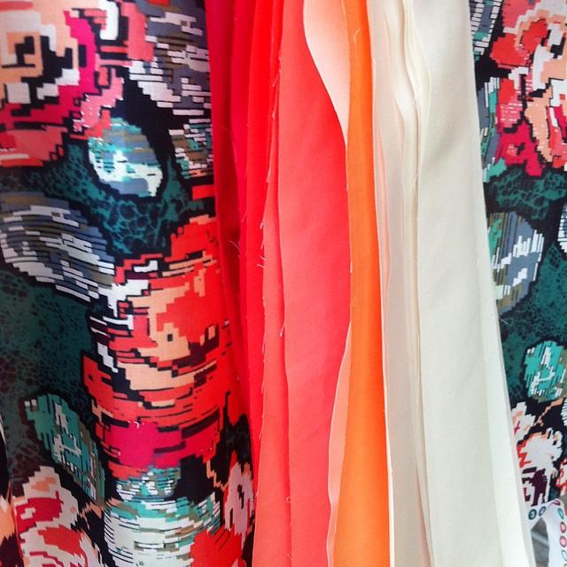 #recollectionfabrics #artgalleryfabrics #fabric #strips #quiltmarket #preps ❤️