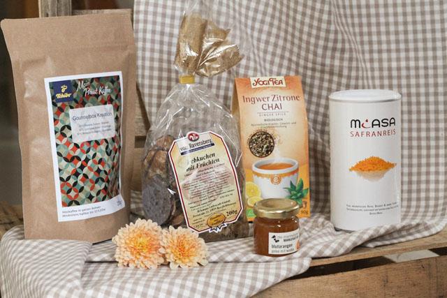 Gourmetbox September