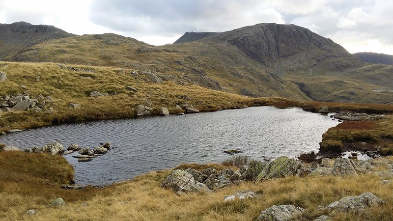 Tarn near Red Beck Top #sh