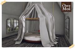 Canopy Bed Nanai CHEZ MOI