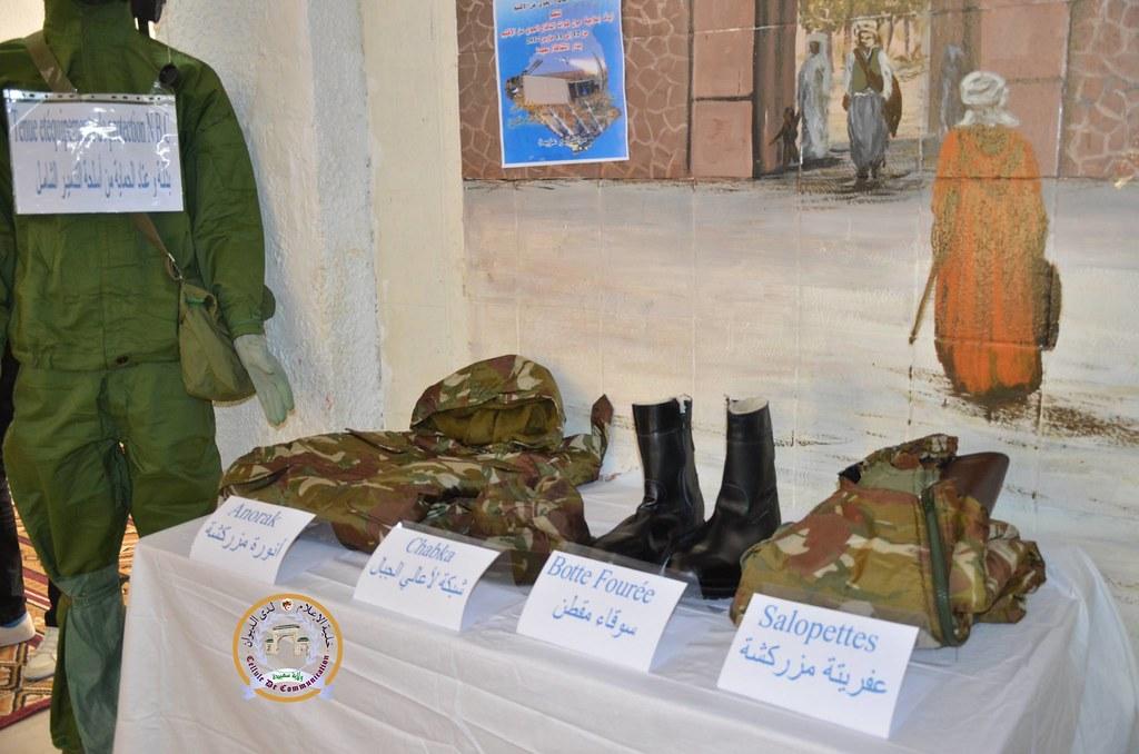 البذلات الجيش الوطني الشعبي الجزائري [ ANP / GN / DGSN / Douanes ]  - صفحة 9 33373905206_87636c0be7_b