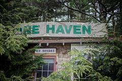 Pine Haven Cabins, Antrim