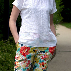 Belcarra and Floral Pants