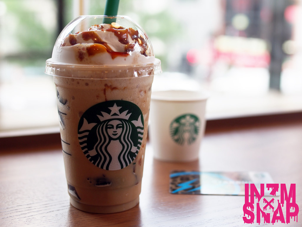 Marble Caramel Coffee Jelly Frappuccino®