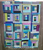 Color Theory Quilt Front