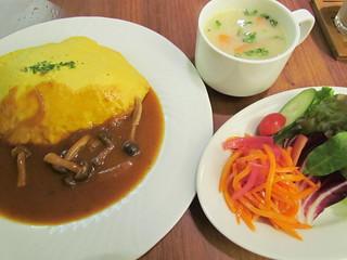 Chaya Hibuya - Vegan Omelete Set