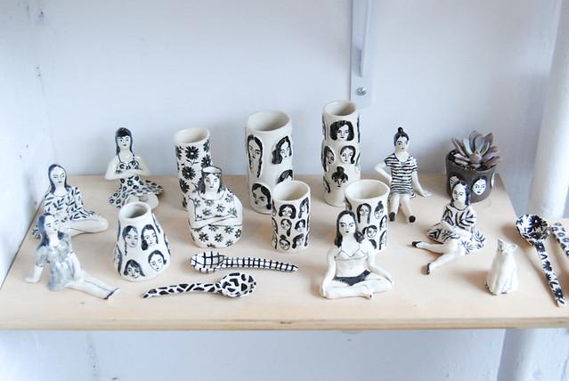 Sometimes Shop - Leah Goren's work