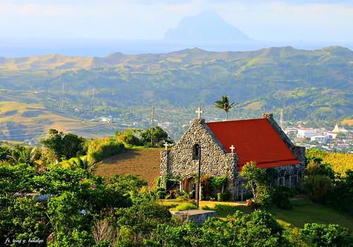 philippines chapel basco batanes tukon