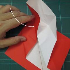 การพับกระดาษเป็นรูปสัตว์ประหลาดก็อตซิล่า (Origami Gozzila) 010