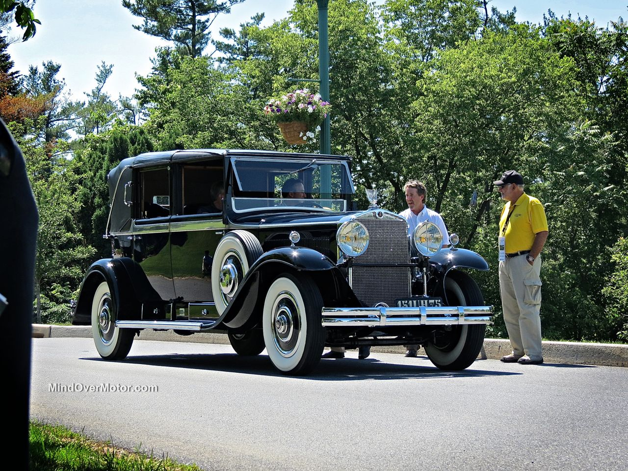 1930 Cadillac Series 353 Cabriolet built for the Rothschild family