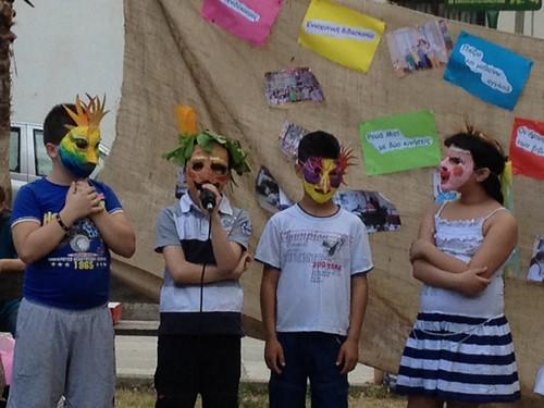 Γιορτή Δημιουργικών Ομάδων- Δημοτική Βιβλιοθήκη Αθηνών- 30 Μαΐου