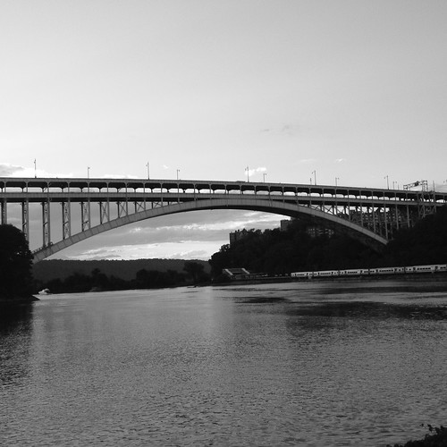 Henry Hudson Bridge by DJ Lanphier