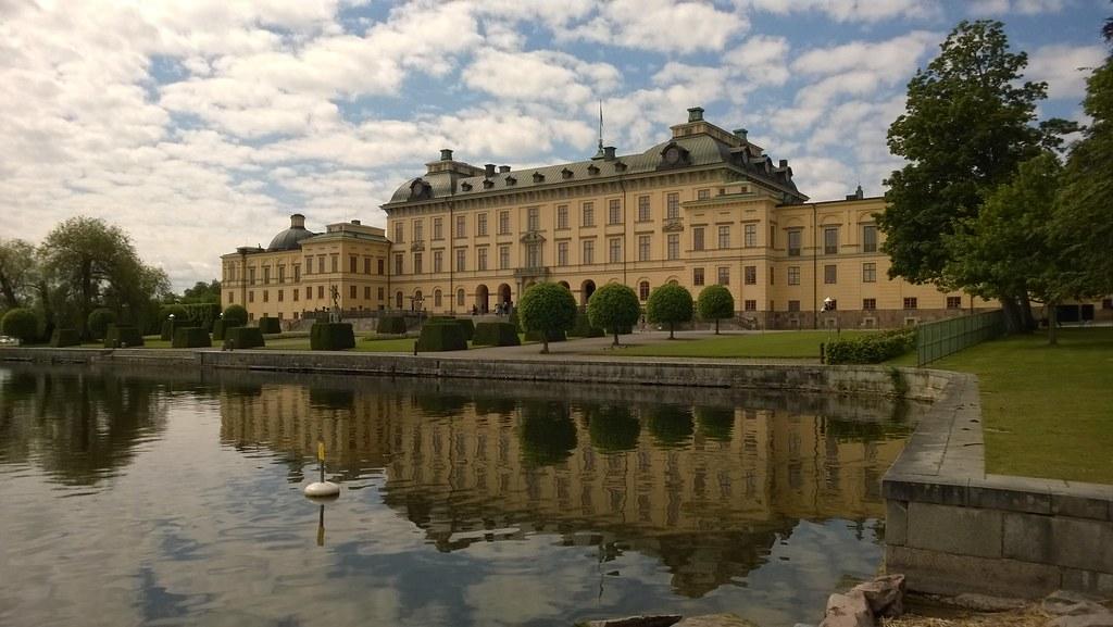 Drottningholmin Linna