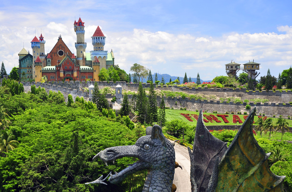 Lemery Castle, Batangas Philippines