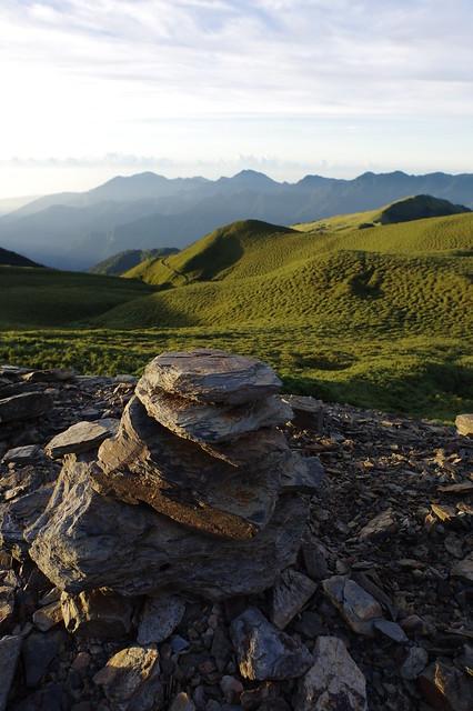 奇萊、南華登山小旅行