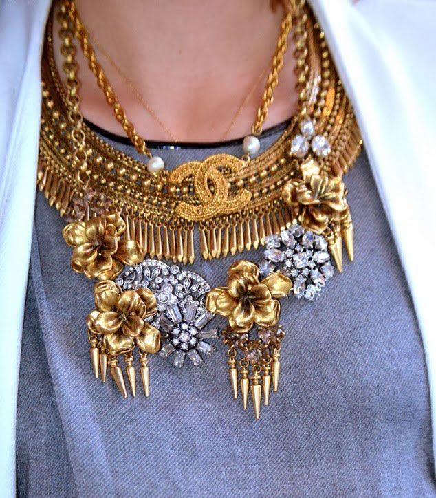 stackable+necklaces