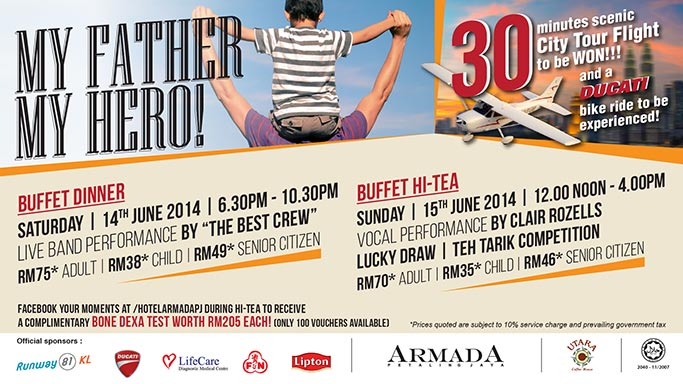father-hero-utara-coffee-house-armada-pj
