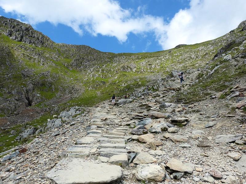 P1070844 - Climbing Snowdon