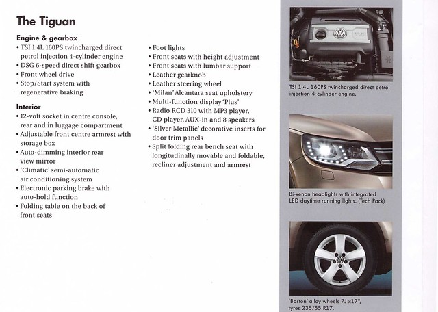 Tiguan - brochure