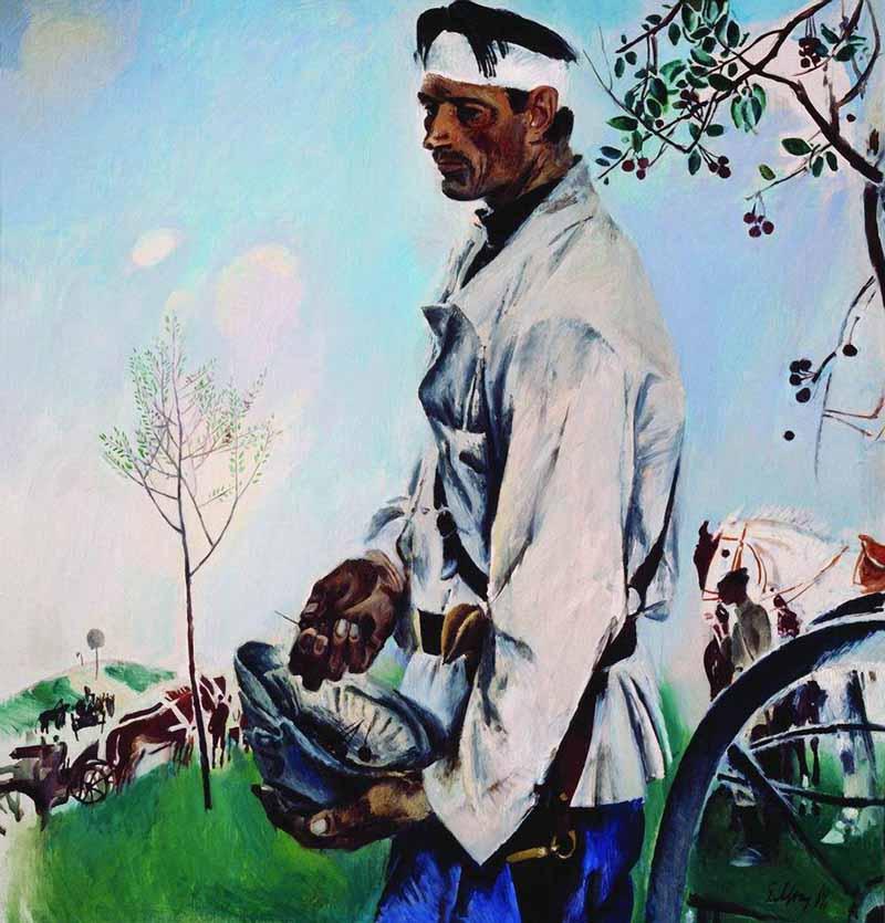 20世纪俄罗斯绘画杰作14