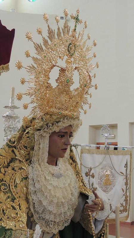 María Stma. del Dulce Nombre y Esperanza. Cáceres