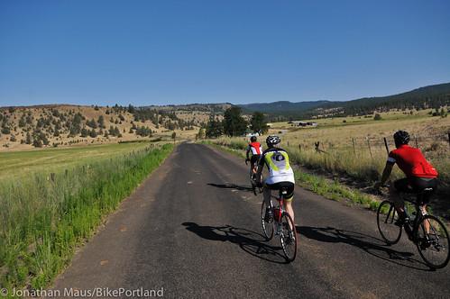 Treo Bike Ranch trip Day 2 - John Day River Valley-19