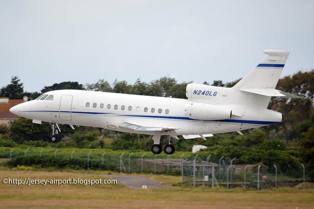 N240LG Dassault Falcon 900EX
