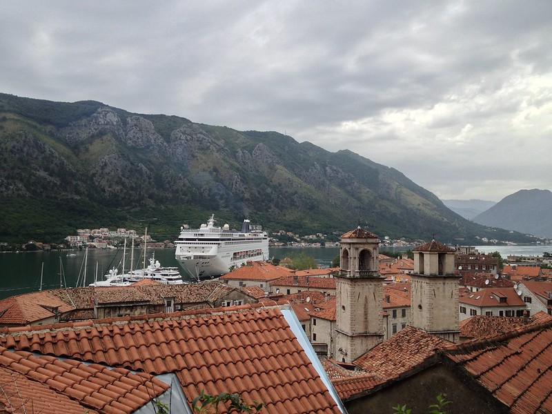 Kotor's roofs