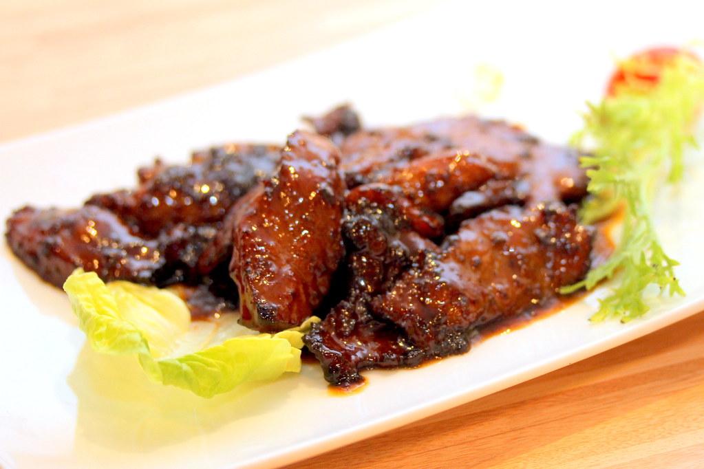 Wan He Lou: Kurobuta Pork