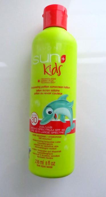 sunscreen-avon-kids, sun protection, kids sunscreen, coloured sun screen