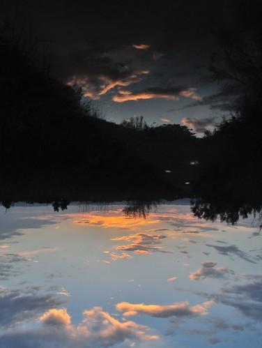 sunrise dawn spain zaragoza amanecer aragon utebo nikon1
