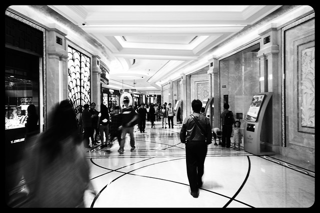 Interior Design of Galaxy Macau