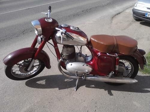 Jawa 350 1956
